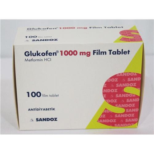 Glifor 1000 mg g kg