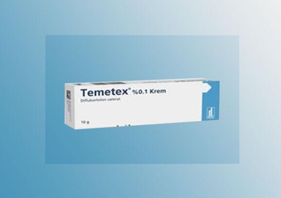 Temetex 01 Krem 10 G Ne Için Kullanır Yan Etkileri Prospektüs Ve